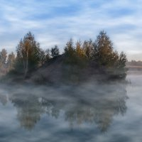 Туманный остров :: Илья Костин