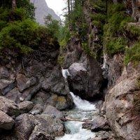 Водопад :: ГЕННАДИЙ ПОЛЕЩУК