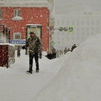 Зима скоро, однако... :) :: Витас Бенета