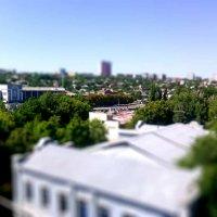 Фотографии Луганск в стиле TittleShift (2014-2015 г.г.) :: Наталья (ShadeNataly) Мельник