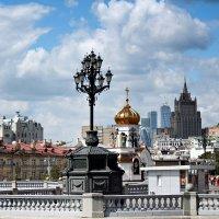 Я шагала по Москве :: Лариса Коломиец