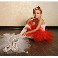 балерина :: Елизавета Хисмадинова