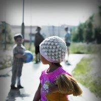 Куда уходит детство... :: Pavel Rakhimberdiev