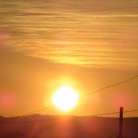 закат :: константин Чесноков