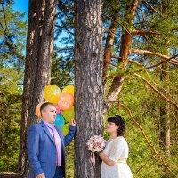 лесная свадьба :: Виктор Зенин
