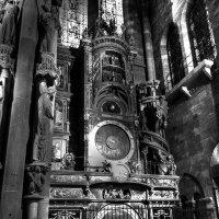 Астрономические часы Страсбургского кафедрального собора. :: Александр Корчемный