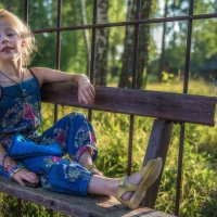 Это – просто детство :: Ирина Данилова