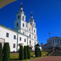 Кафедральный Свято-Духов собор, Минск :: Евгений Бондарь