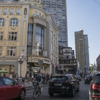 Старая улица. :: Яков Реймер