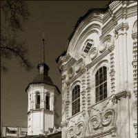 Вятская церковь Иоанна Предтечи :: Сергей Тригубенко