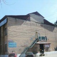 Архитектурное сооружение в Подмосковном городе Люберцы, там карлсон возможно живёт.... :: Ольга Кривых
