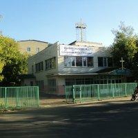 Но не православная церковь в Подмосковном городе Люберцы. :: Ольга Кривых