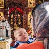 на крещении :: Ната Анохина