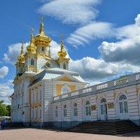 золото на голубом :: Александр С.