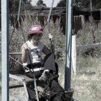 Детское лето :: Ирина Солощ