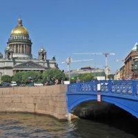 Синий мост :: Наталья