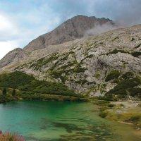 Passo Fedaia, Dolomiti :: Юрий Куко'