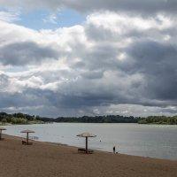 Опустевший пляж :: Татьяна Усова