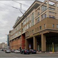 Архитектурный мутант. :: Роланд Дубровский