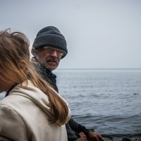 отец и дочь :: Павел Гусев