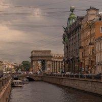 Канал Грибоедова. :: Сергей Исаенко