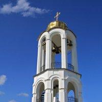 Свято - Георгиевский женский монастырь в Ессентуках :: Сергей Евкин