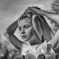 Когда опять мечтается, пусть даже ни о чём! :: Ирина Данилова