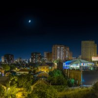 Ночной город :: Александр Гапоненко