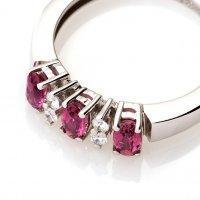 Кольцо с драгоценными камнями :: Максим Стриганов