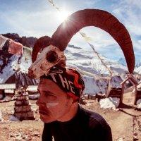 В Гималаях :: Виктор Бабинцев
