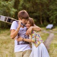 Love-story :: Наталья Богатырёва