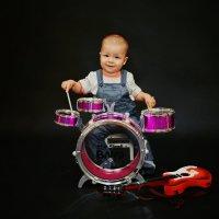 С барабанами :: марина алексеева