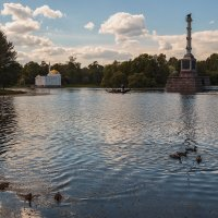 Екатерининский Парк :: Александр Кислицын