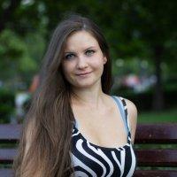 Голубоглазка :: Valentina Zaytseva