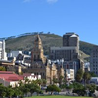 Кейптаун, центр города :: Alexey alexeyseafarer@gmail.com