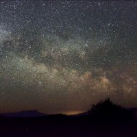 Прекрасный Млечный Путь над не менее прекрасным Крымом :: Булавин В.