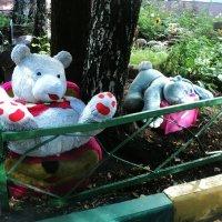 Взрослые скучают по игрушкам детства... :: Ольга Кривых