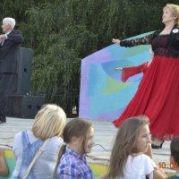Танцы на День города 85 лет :: Батыргул (Батыр) Шерниязов