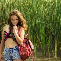 Современная амазонка :: KATYA DAVLETOVA