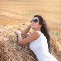 солнечно, тепло... :: Райская птица Бородина