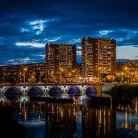 Виды Челябинска. Вечер :: Марк Э
