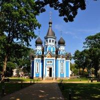 Церковь :: Евгений Дубинский