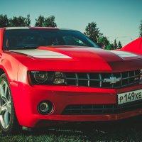 Яркой машине-яркая внешность :: Андрей Куприянов