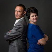 Лариса и Михаил. :: Наталья Чернова