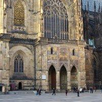 Собор Св. Вита в  Пражском граде :: Ирина Румянцева