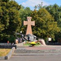 Памятник погибшим украинским казакам. :: *MIRA* **
