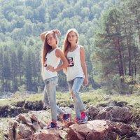Сестренки :: Анастасия Задорова