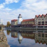 Калининград. Рыбная дереня :: Женечка Зяленая