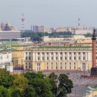 Дворцовая площадь :: Николай Николенко