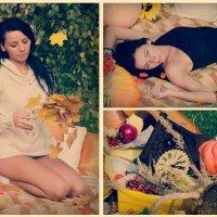 Осень :: Елизавета Ковылина